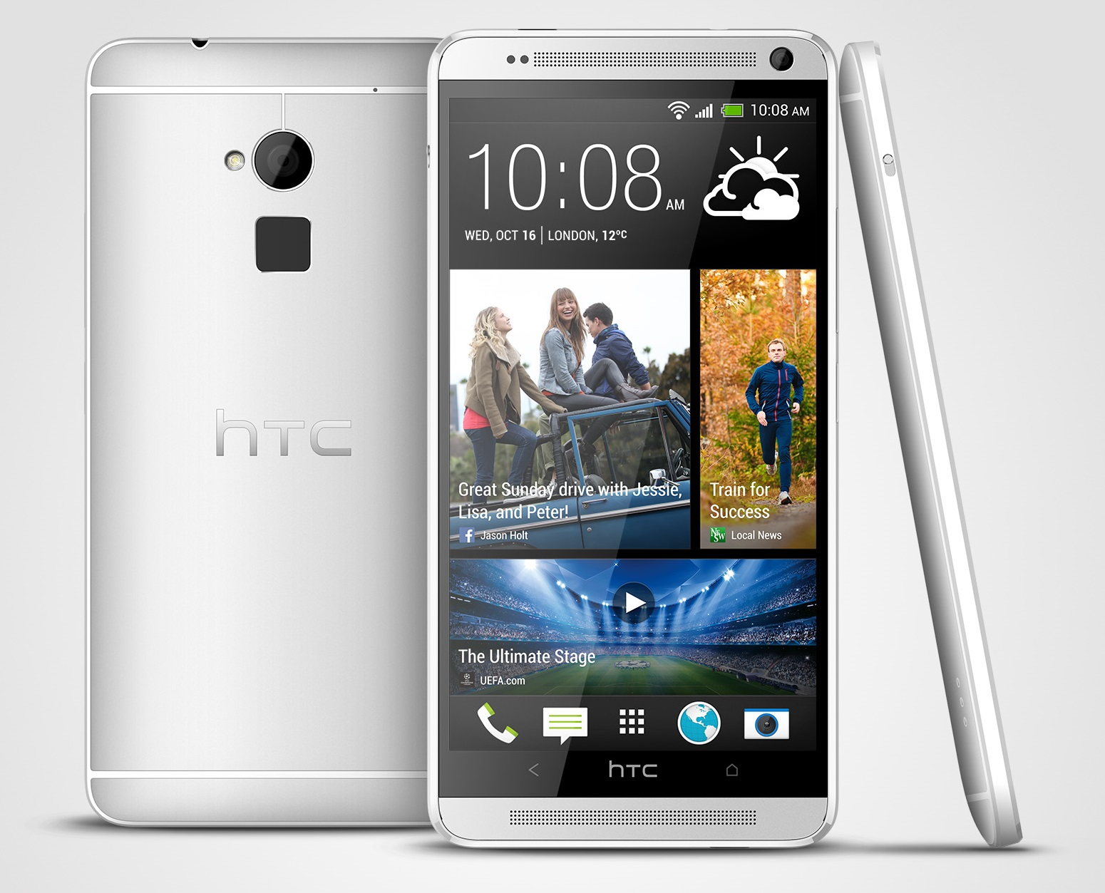 HTC One Max Launched